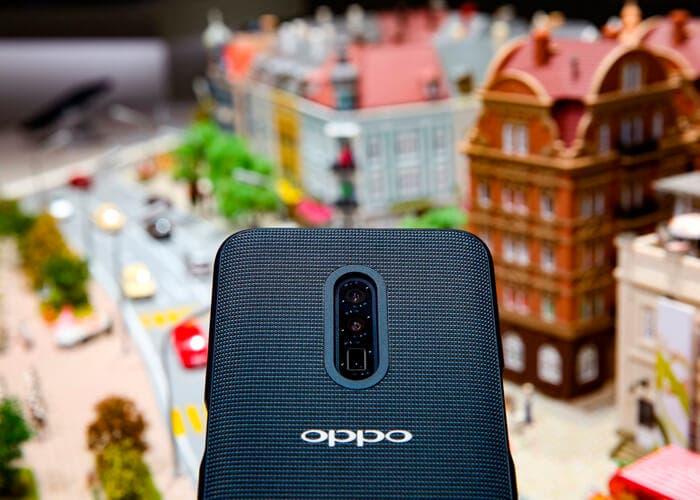 Oppo Reno: la primera imagen real del móvil con zoom 10x