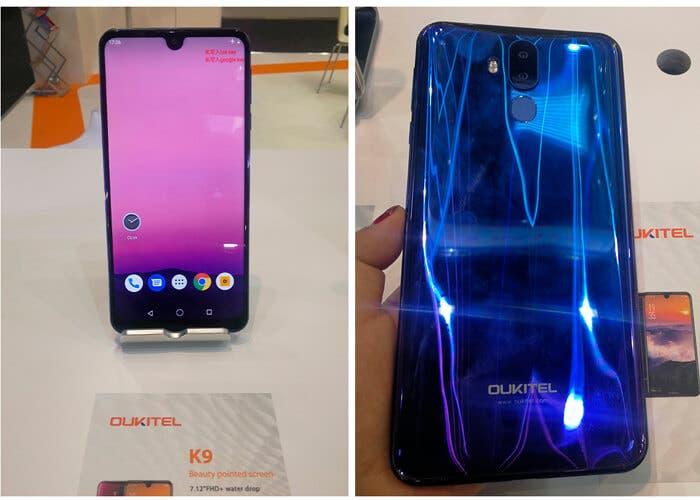 Oukitel hace presencia en el MWC con cuatro nuevos teléfonos