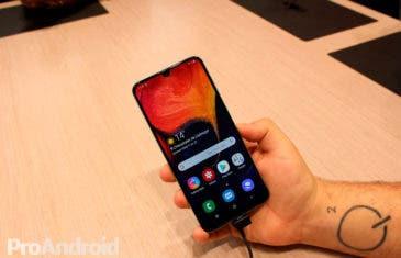 Hazte con la mejor oferta del Samsung Galaxy A50 en Amazon