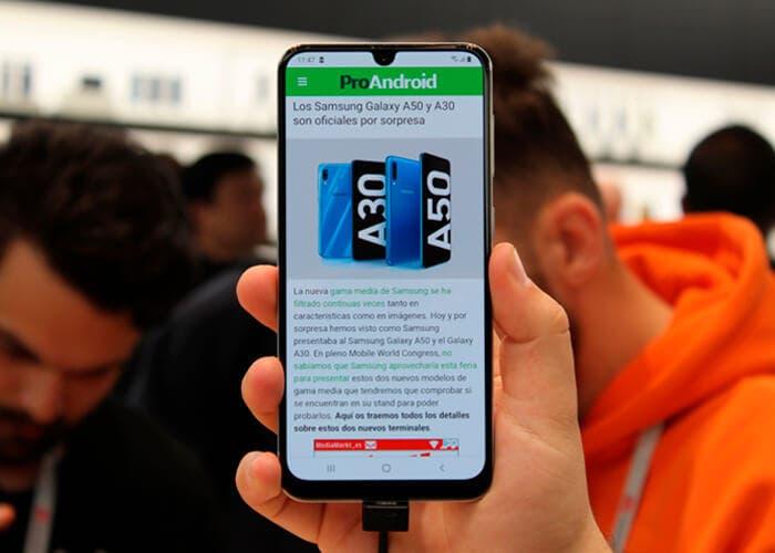 El Samsung Galaxy A50 más barato que nunca antes del Amazon Prime Day