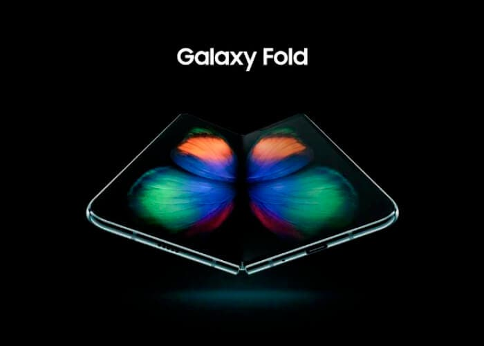 ¿Podría ser este el Samsung Galaxy Fold?