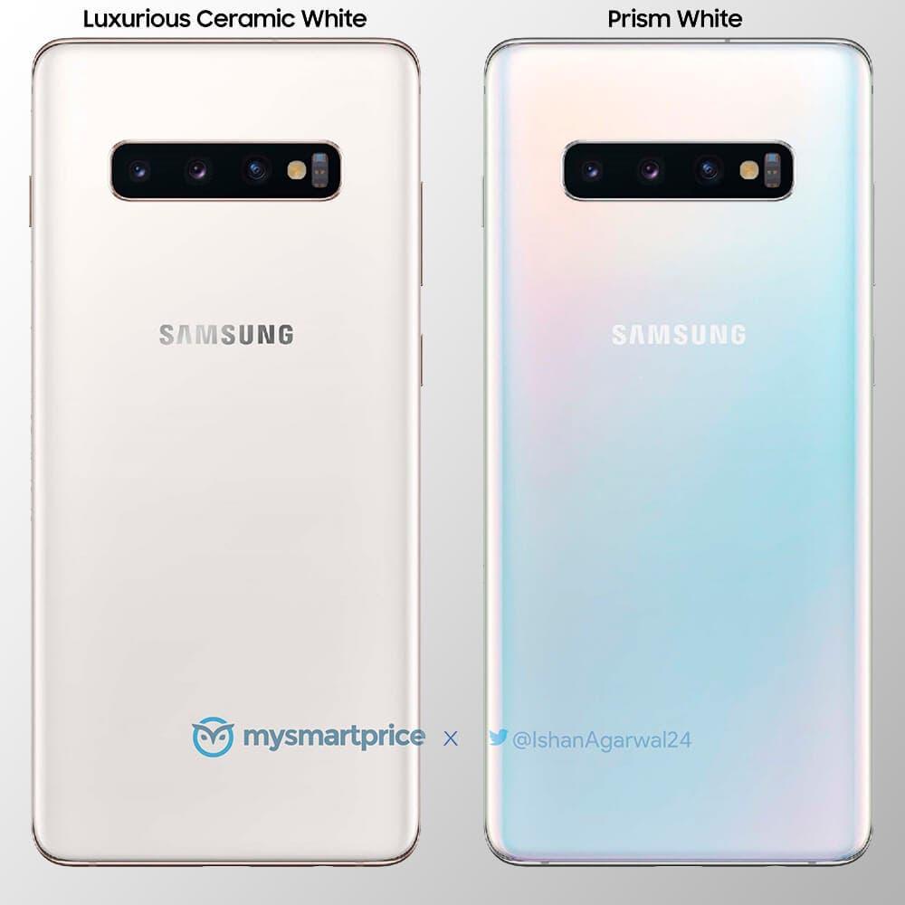 Samsung Galaxy S10+ cerámica