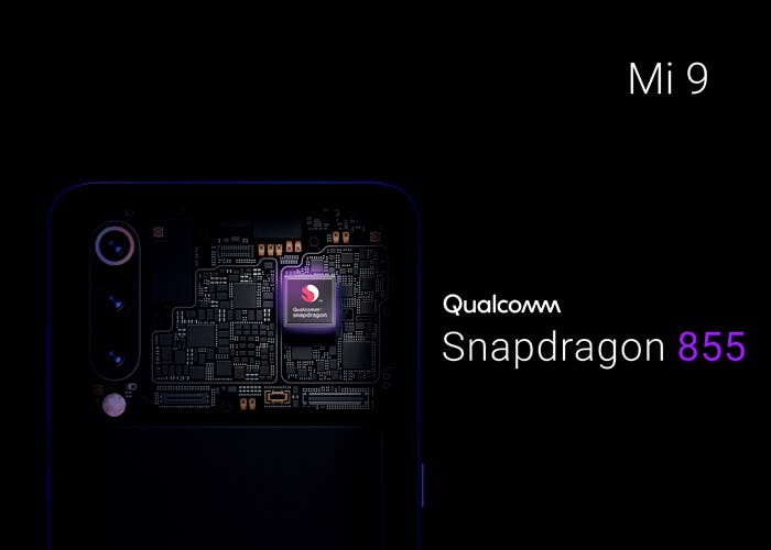 Es oficial: el Xiaomi Mi 9 llevará el Qualcomm Snapdragon 855
