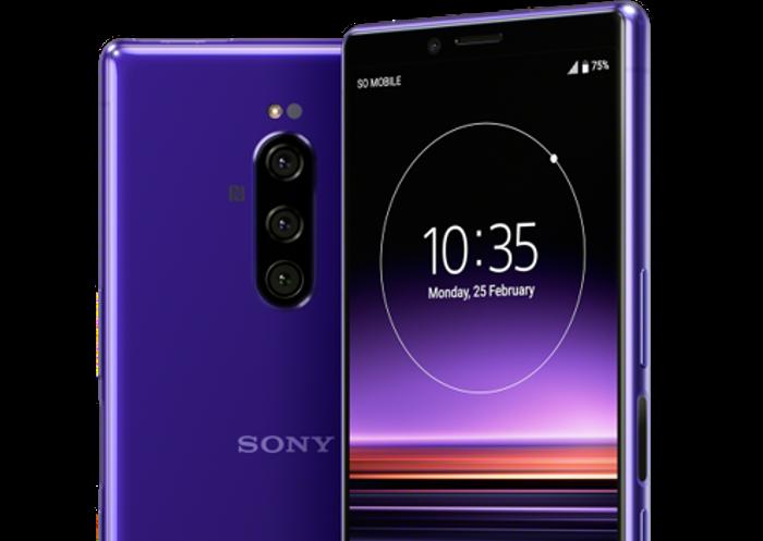Sony Xperia 1, así se llamará el nuevo buque insignia de la compañía japonesa