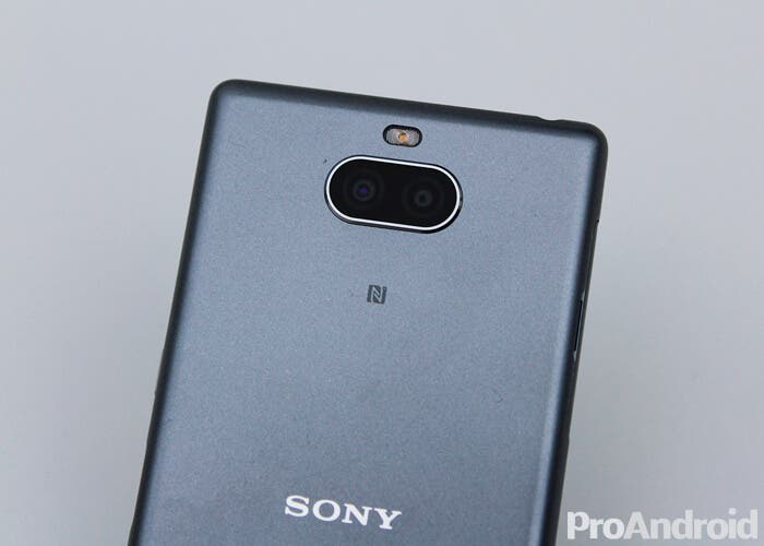Primeras impresiones del Sony Xperia 10, un gama media con pantalla 21:9
