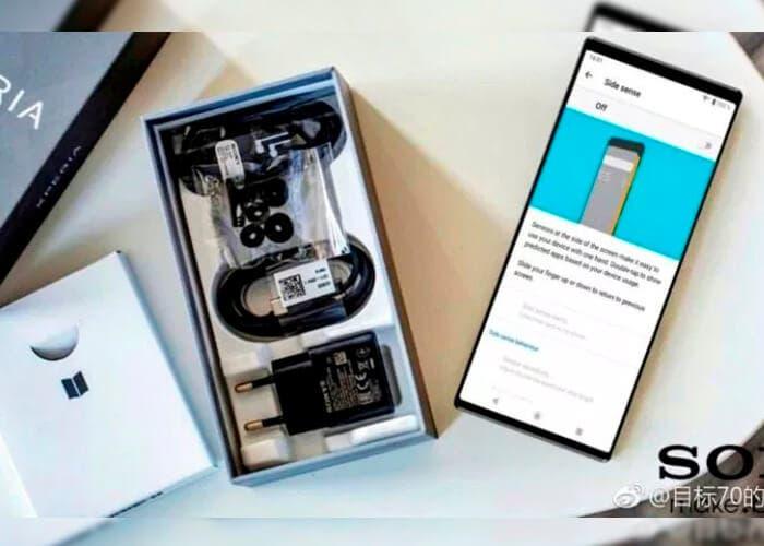 El Sony Xperia XZ4 podría ser el teléfono más potente del mercado