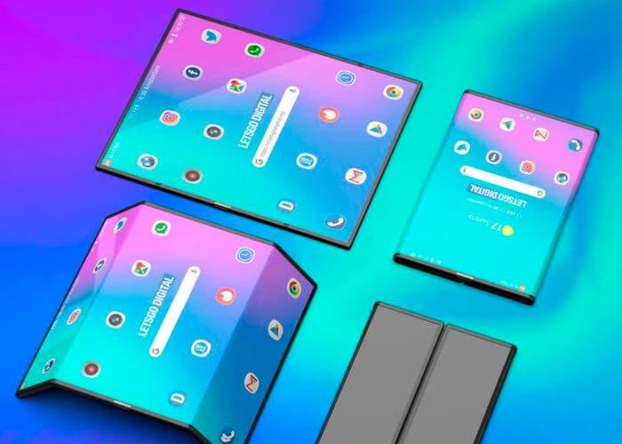 Así podría ser el teléfono plegable de Xiaomi: llegan los primeros renders