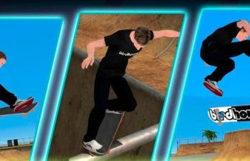 Tony Hawk's Skate Jam, un nuevo juego de skate para tu Android