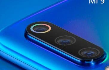 El Xiaomi Mi 9 se deja ver a todo detalle en imágenes oficiales