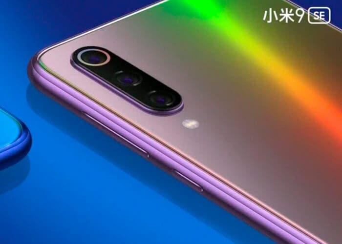 Xiaomi Mi 9 SE: el primer teléfono con el Snapdragon 712 llega al mercado