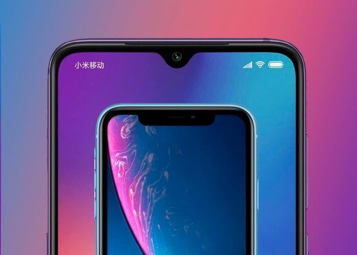 Xiaomi Mi 9 vs iPhone XR: comparativa de característicias
