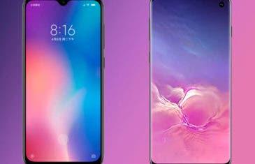 Xiaomi Mi 9 vs Samsung Galaxy S10: dos teléfonos más parecidos de lo que crees