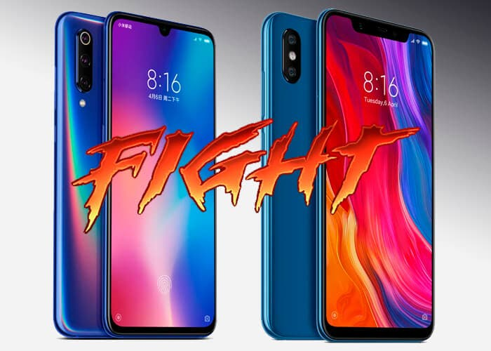 Comparativa Xiaomi Mi 9 vs Xiaomi Mi 8: ¿qué ha cambiado?
