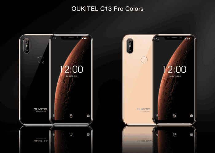 El Oukitel C13 Pro ya está a la venta aun precio irresistible