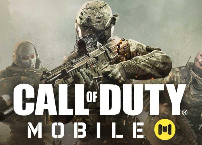 Call of Duty Mobile ya tiene fecha oficial de llegada a Android