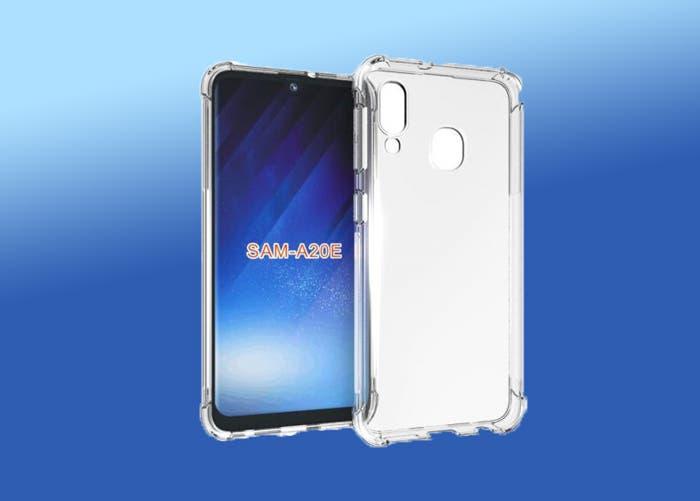Samsung Galaxy A20e: aparecen las primeras imágenes del terminal