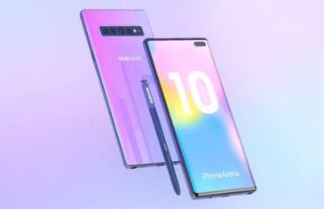 El Samsung Galaxy Note 10 Pro podría contar con una carga rápida superior a 25W