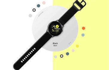 Samsung Galaxy Watch Active: precio y disponibilidad en España