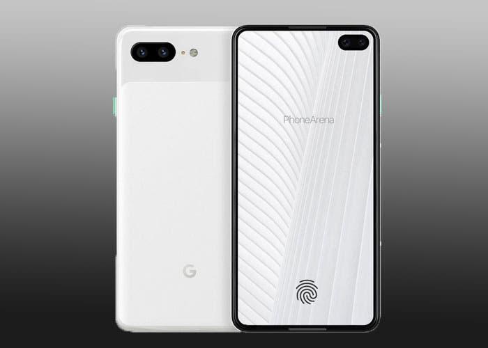 Google Pixel 4: aparece un nuevo render con un diseño distinto