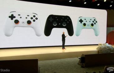 Google STADIA: ya está aquí la plataforma de videojuegos de Google