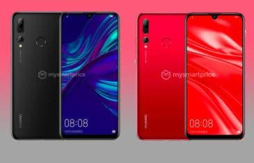 Huawei Enjoy 9S: una mejora importante en la gama baja de Huawei