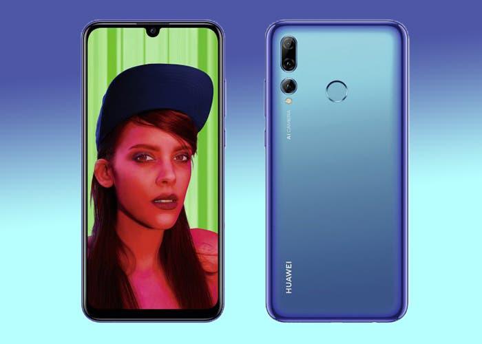 Nuevos Huawei Enjoy 9s y Enjoy 9e, los nuevos móviles económicos de la compañía