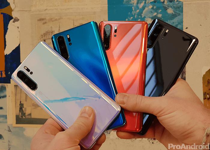 Los Huawei P30 y P30 Pro son oficiales: conoce todos sus detalles