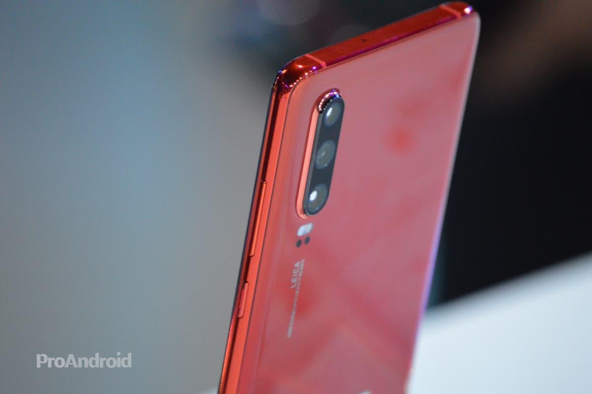 ¿Necesitas un nuevo móvil? El Huawei P30 en oferta te está esperando