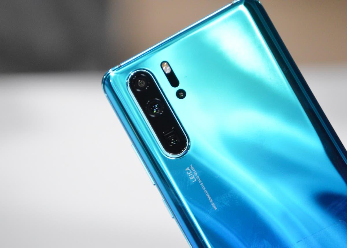 EEUU planea dar luz verde a algunas partes del veto de Huawei