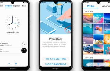 Huawei tiene preparado su propio sistema operativo como alternativa a Android