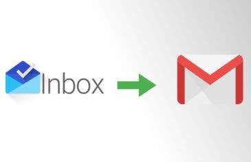 Inbox cerrará su servicio muy pronto, asegúrate de cambiar a Gmail