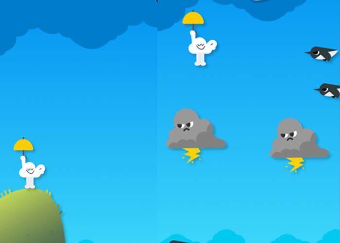 Google estrena un nuevo juego para entretenerse sin conexión