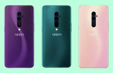 Oppo prepara cinco nuevos móviles de la marca Reno