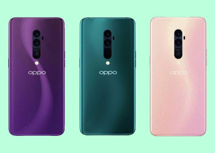 Oppo Reno: las primeras fotografías del móvil con zoom óptico 10x