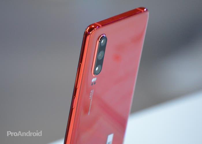 Huawei confirma que no habrá versión 5G para la familia P30