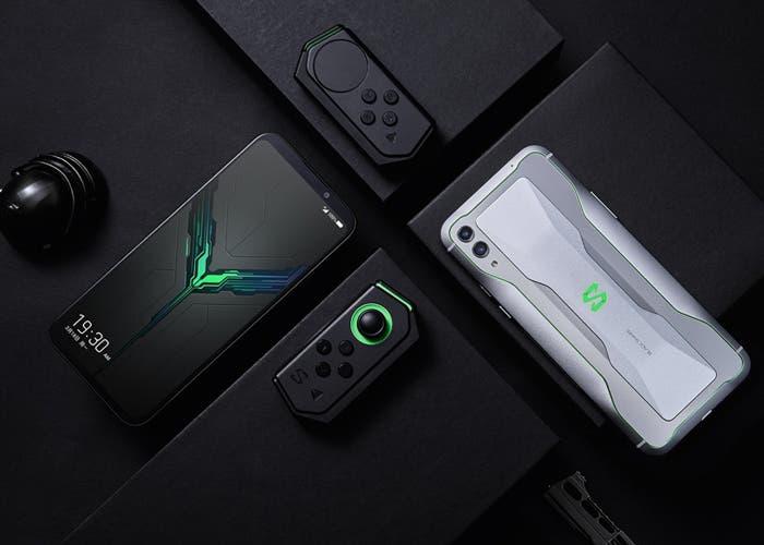 El Xiaomi Black Shark 2 es oficial: el nuevo móvil gaming ya está aquí