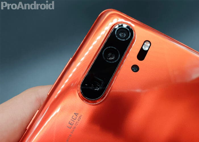 Así es la nueva cámara del Huawei P30 Pro
