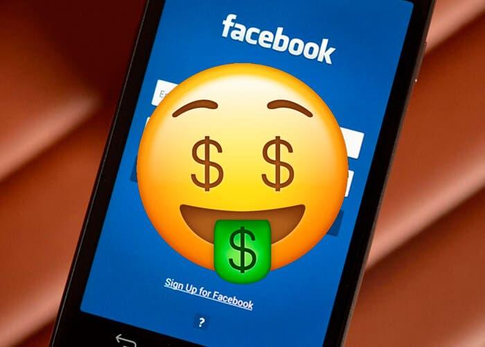Facebook ya tiene un servicio de pagos móviles que no ha anunciado