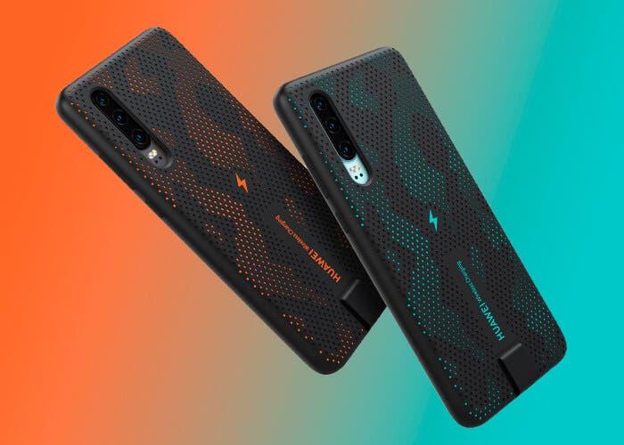 ¿Quieres el Huawei P30 pero quieres carga inalámbrica? Aquí está la solución