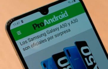 Android 10 para el Samsung Galaxy A50: actualización para Europa