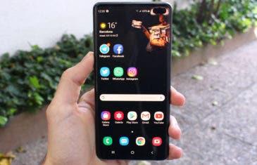 Así puedes ahorrar casi 400 euros al comprar un Samsung Galaxy S10+