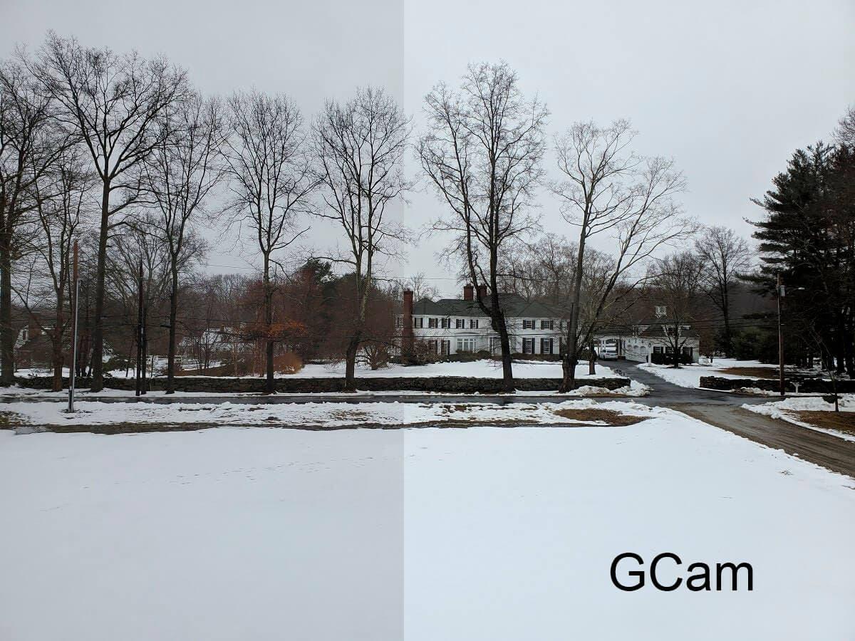 Google camera Samsung Galaxy S10