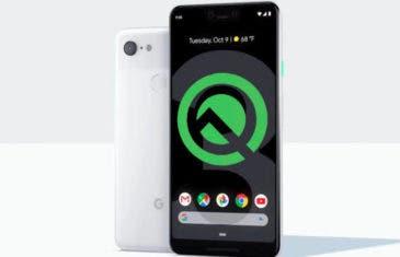 Android Q añade un interruptor automático para el modo oscuro