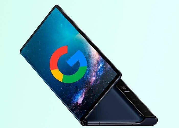 ¿Está Google preparando su propio teléfono plegable?