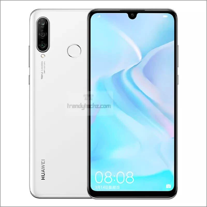 Huawei P30 Lite blanco