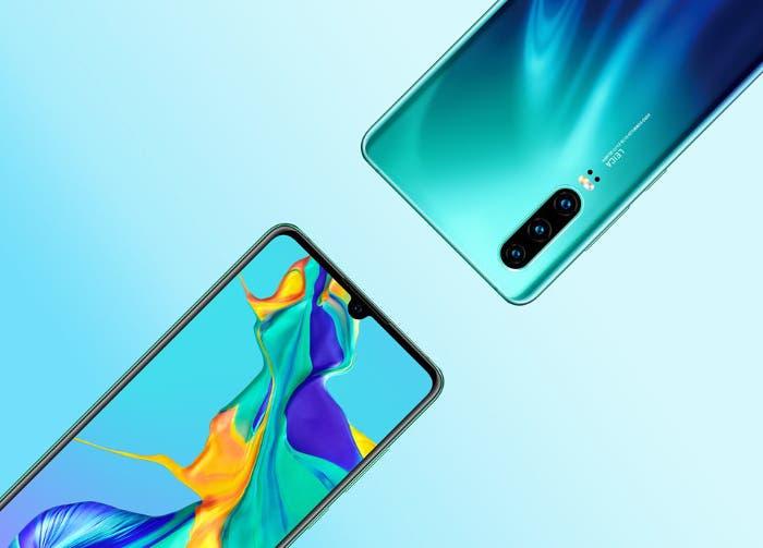 Consigue el Huawei P30 en oferta más barato de la historia