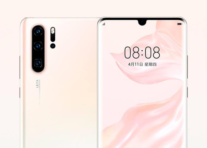 Huawei P30 Pro blanco