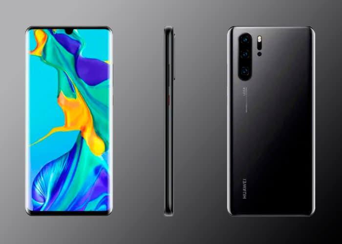 Huawei P30 Pro negro