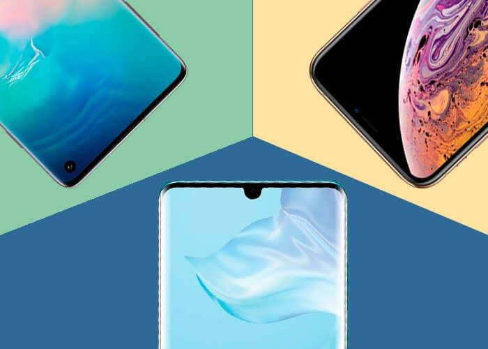 Las 5 marcas que más móviles venden en todo el mundo