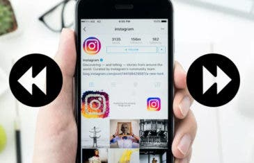 Instagram permitirá retroceder o adelantar los vídeos con la nueva barra temporal